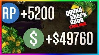 getlinkyoutube.com-GTA 5 Online: MAKE EASY CASH!