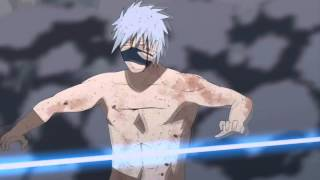 getlinkyoutube.com-Naruto shippuuden Sasuke vs Kakashi AMV