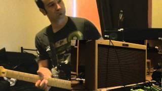 getlinkyoutube.com-Fender Blues Deluxe - Drive Channel
