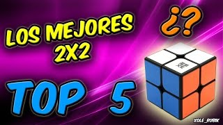 getlinkyoutube.com-TOP 5 | LOS MEJORES CUBOS 2x2 | Xole_Rubik