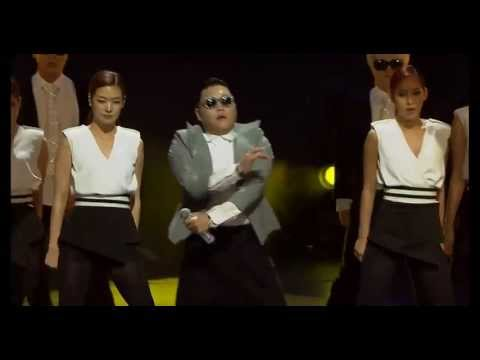 PSY - GENTLEMAN @ Social Star Award 2013 in Singapore