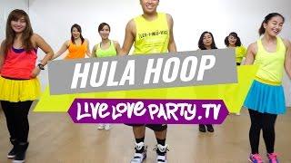 getlinkyoutube.com-Hula Hoop by O.M.I. | Zumba® | Dance Fitness | Live Love Party