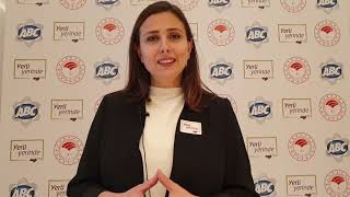 """ABC Deterjan Pazarlama Müdürü Deniz Özyer """"Yerli Yerinde Projesi"""" ile kadınlara güç katıyoruz"""