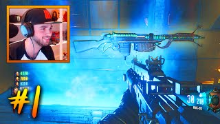 "getlinkyoutube.com-Black Ops 3 ZOMBIES Gameplay PART #1 - ""The Giant"" w/ Ali-A (Call of Duty Zombies)"