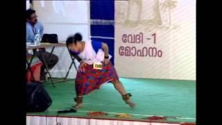 getlinkyoutube.com-School Kalolsavam 2015 Nadodi Nrutham HSS Girls - Chest NO 150