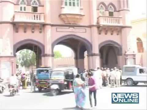 Jamnagar:People against close the hajira gate