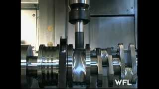 getlinkyoutube.com-WFL M60 MillTurn Complete Crankshaft Machining - MARTECH Machinery, NJ - USA