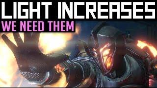 getlinkyoutube.com-Destiny | LIGHT LEVEL SEASONS! - Should Light Level Increase More Regularly? (Rise of Iron)