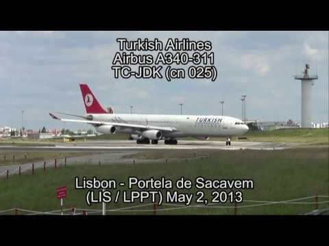 Turkish Airlines Airbus A340-311 TC-JDK (cn 025)