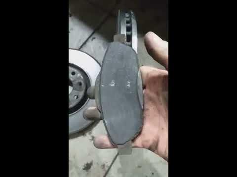 Пежо 308 Ситроен С4 ep6 тормозные диски колодки