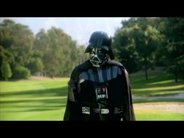 Star Wars-prylar från TaylorMade -Michael Broström