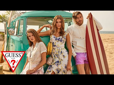 GUESS Accessories Spring 2020 Campaign