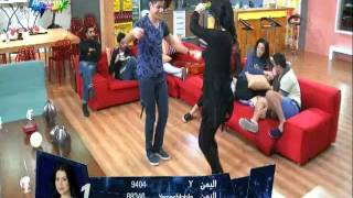 getlinkyoutube.com-شاهد حنان و ايهاب و رقص مغربي احلا مغاربة