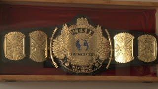getlinkyoutube.com-The champion of championship belt making