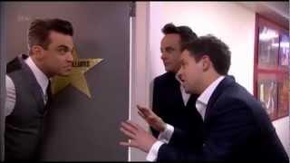 getlinkyoutube.com-Saturday Night Takeaway Robbie Williams
