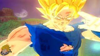 Dragon Ball Z Budokai Tenkaichi 2 - Story Mode -  | Majin Buu Saga | (Part 39) 【HD】