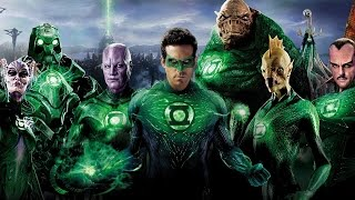 getlinkyoutube.com-Green Lantern Rise Of The Manhunters Full Movie All Cutscenes Cinematic