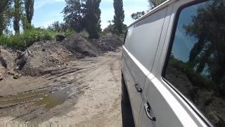getlinkyoutube.com-VW T3 Syncro Audi S2 engine 2.2 20V TURBO - Road Test