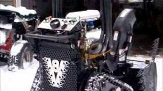 getlinkyoutube.com-V8 snowblower 2010