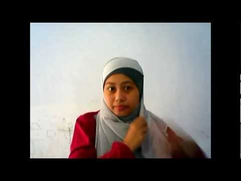 Cara Pakai Jilbab | Jilbab Paris