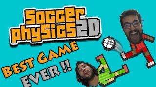أقوى لعبة في العالم 1 _ Soccer Physics