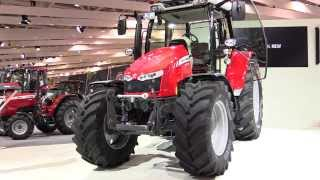 The new award winning Massey Ferguson 5713 SL