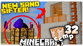 getlinkyoutube.com-Minecraft 1.9   Find New Items by Sifting Through Sand!   Custom Command Mod Pack #32