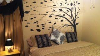 """getlinkyoutube.com-""""Windy Tree Mural"""" by Barry Belcher"""