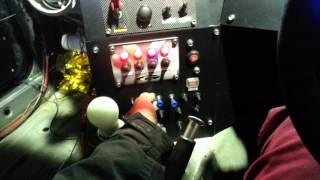getlinkyoutube.com-シルビアGTカーっぽくダッシュボード製作、スイッチエンジンスタート!