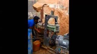 getlinkyoutube.com-Indian Jugaad  Starting 100 kVA Genset