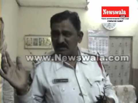 Mother & son beaten badly by sub inspector  K.V. Anjaneyulu, at Bahadurpura -- Case registered