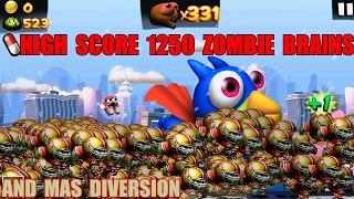 getlinkyoutube.com-Zombie Tsunami 1250 Zombies Bluestacks Cheats
