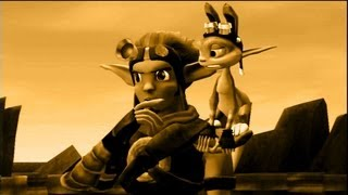 getlinkyoutube.com-The Jak & Daxter Trilogy Movie DVD [REMASTERED IN HD]