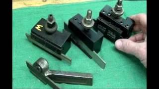getlinkyoutube.com-MACHINE SHOP TIPS #35 Part 1 Parting on the Lathe tubalcain