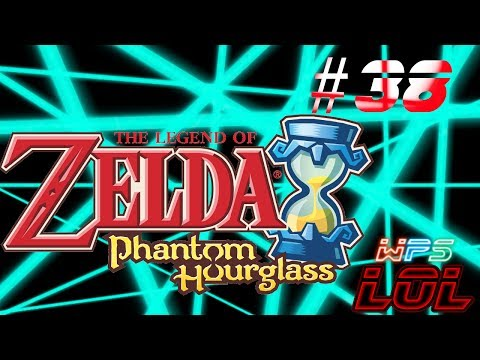 The Legend of Zelda: Phantom Hourglass - Episodio 38