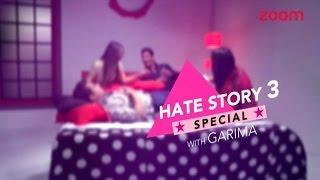 getlinkyoutube.com-Karan Singh Grover, Zarine Khan & Sharman Jhoshi | Hate Story 3 Special  | EXCLUSIVE