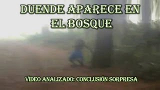 getlinkyoutube.com-DUENDE APARECE EN EL BOSQUE