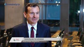 Uroczystość Wręczenia Nagród Za Osiągnięcia w 2015 roku: Radosław Olszewski, DM BOŚ S.A.