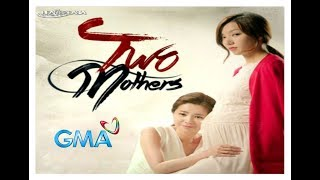 "getlinkyoutube.com-TWO MOTHERS❤ on GMA-7 Theme Song ""Maari Ba"" Beverly Caimen MV with lyrics"
