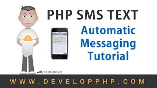 getlinkyoutube.com-Send SMS Text Messages to Mobile Phone PHP Tutorial