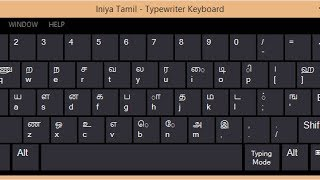 HOW TO INSTALL TAMIL KEY BOARD