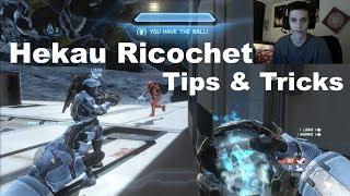getlinkyoutube.com-Ricochet on Hekau - Halo 4 Genesis Tips & Tricks