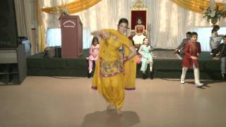 getlinkyoutube.com-Arshdeep Kaur Gosal Miss World Punjaban 2010
