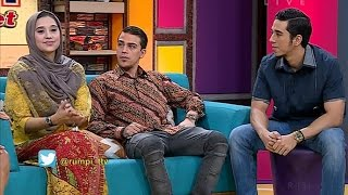Rumpi Ayu Azhari Dan Kedua Anaknya Si Ganteng Axel Dan Sean Azad