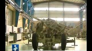 getlinkyoutube.com-Sa'eer Radar Optically controlled 100mm new anti-aircraft gun Iran Iranian army.flv