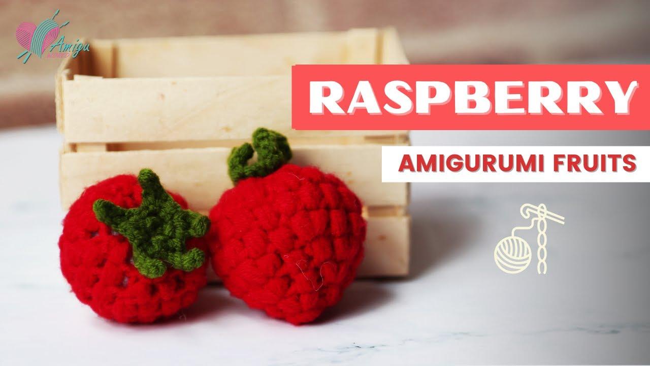 Cách làm quả mâm xôi bạn đã thử chưa nè – Làm chung với AmiguWorld nha!