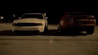 662RWHP 2012 5.0 vs 650RWHP 2010 Camaro SS