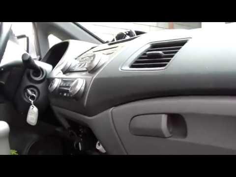 Чистка кондиционера в Honda Civic 4D VIII