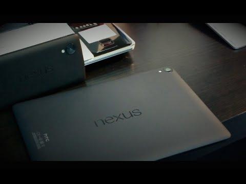 HTC Google Nexus 9 مراجعة جهاز
