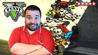 getlinkyoutube.com-GTA 5 Funny Moments: Destruction Derby con J0k3R/Dexter/Bstaaard